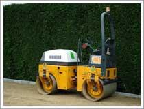120 bomag 10 ton vibrating roller