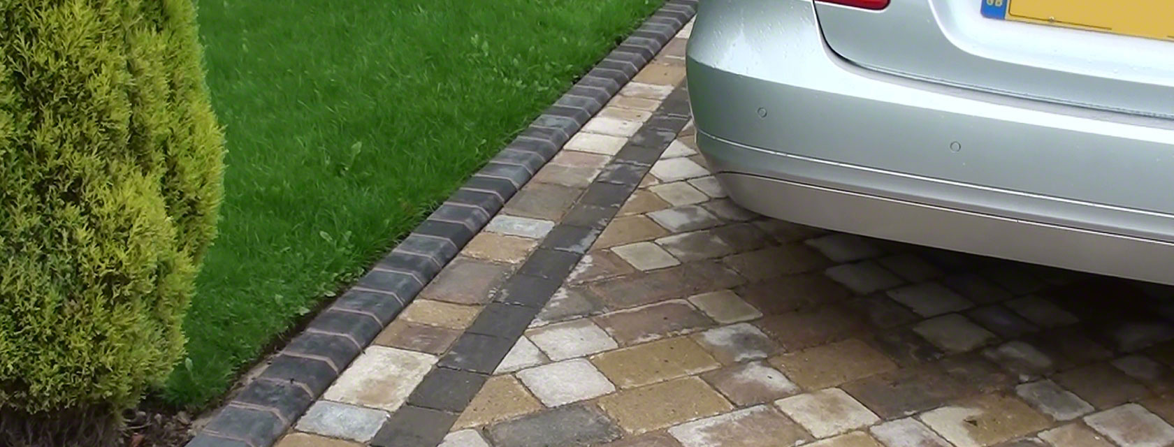 Drivesett Duo Block Paving Heywood