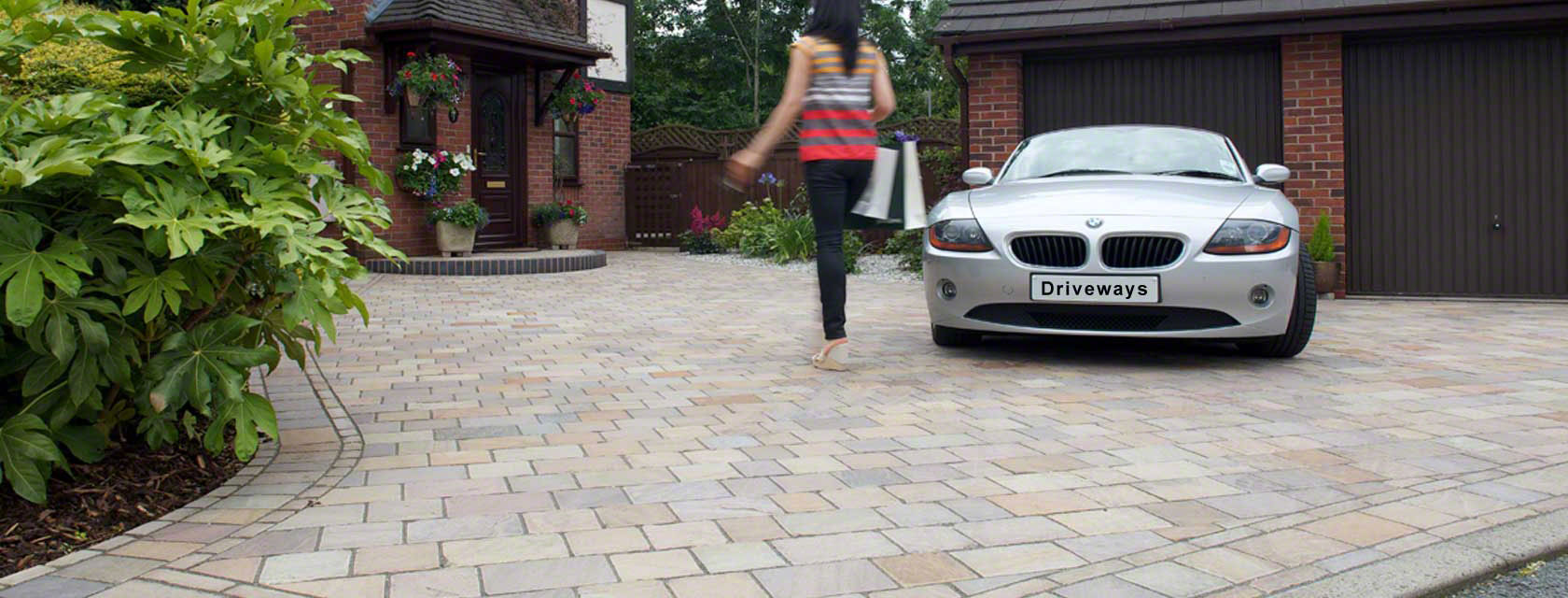Fairstone Driveway Setts Manchester