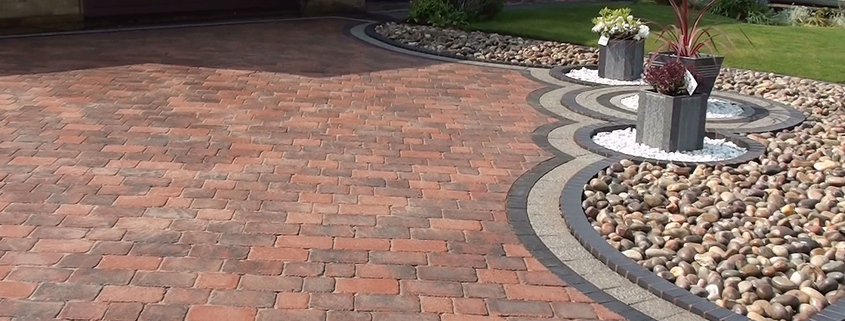 Marshalls Drivesett Duo Block Paving Blackburn