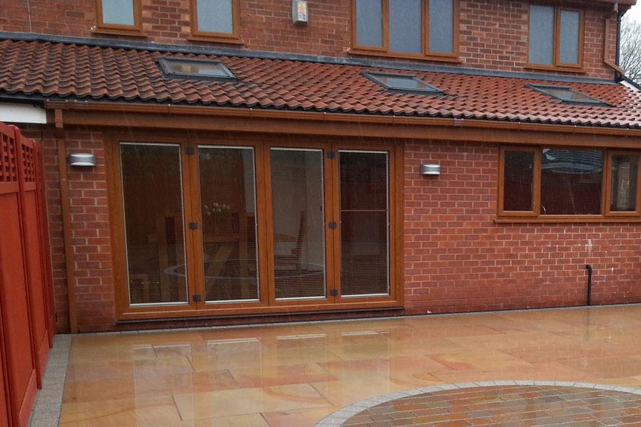 2 Storey Kitchen Bedroom And Bathroom Extension