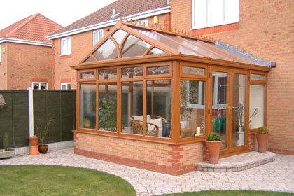 Gable Ended Conservatory Westhoughton