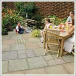 Haworth moor patio paving