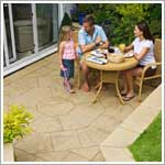 herritage octant patio paving