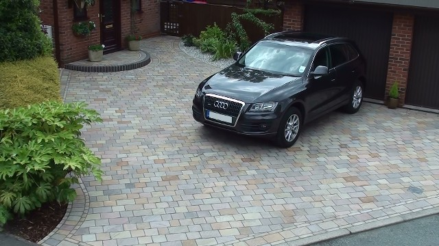 Marshalls Fairstone Driveway Setts in Manchester