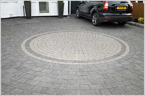 Drivesett Argent Light Circle
