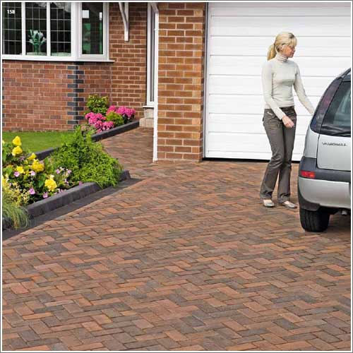 Marshalls Enhanced Driveline 50 Block Paving