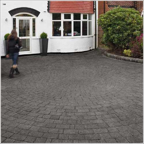 Drivesett Argent graphite Circle