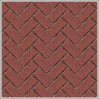 Priora Permeable Red Block Paving