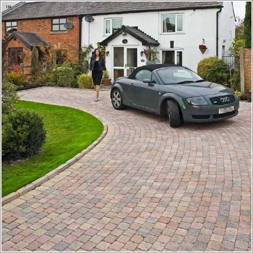 Marshalls Tegula Deco Block Paving