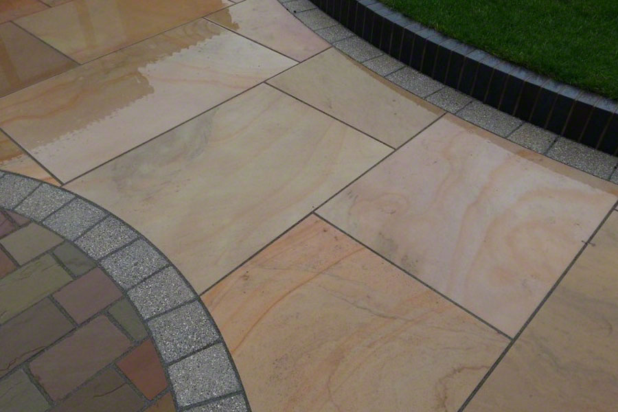 Fairstone Sawn Sandstone Patio