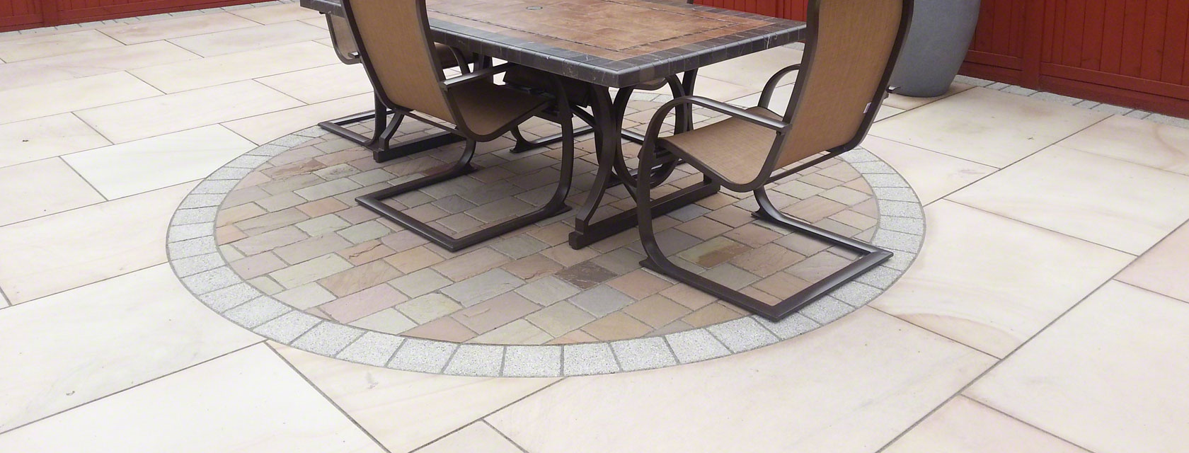 Marshalls Fairstone KIng Size Sawn Patio Bolton North West