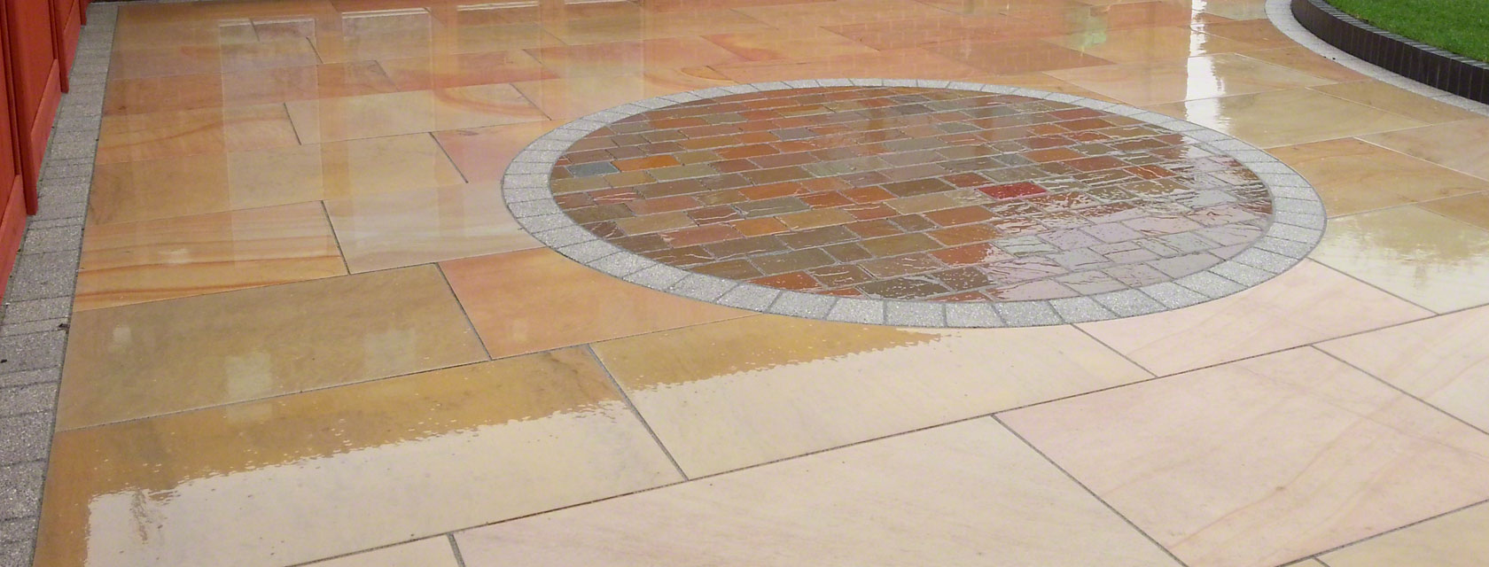 Ethically Sourced Fairstone Patio in Bolton