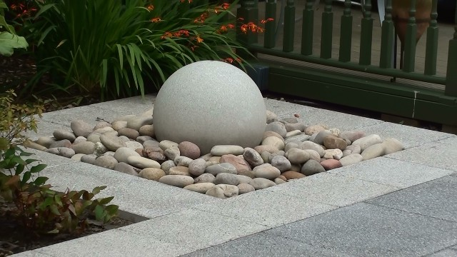 Marshalls Argent Water Feature
