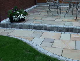 Fairstone Autumn Bronze Patio