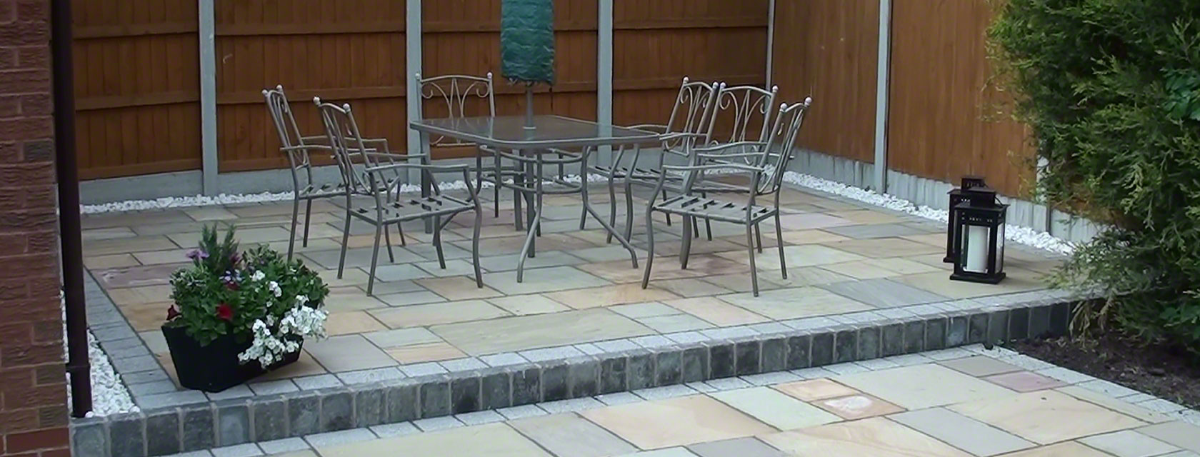 Marshalls Fairstone Riven Patio