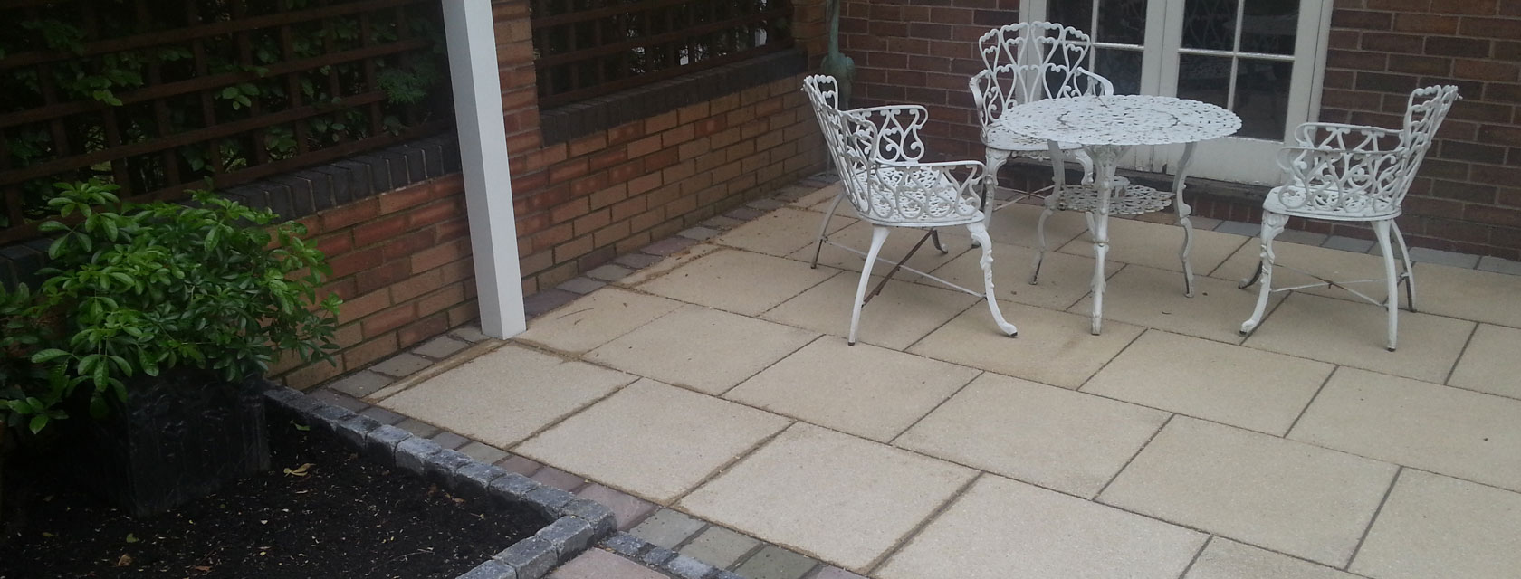 Marshalls Saxon Patio