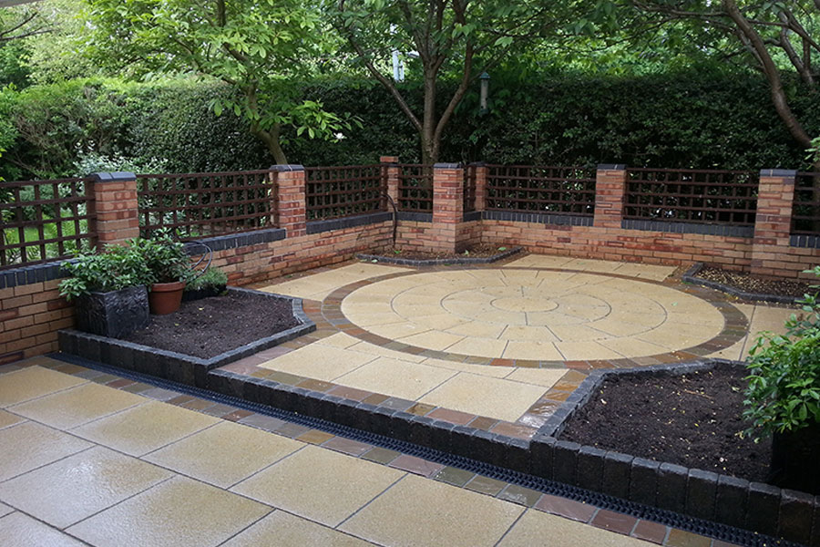 Free Garden Design Marshalls : Marshalls saxon patio crystalclear specialist installer and