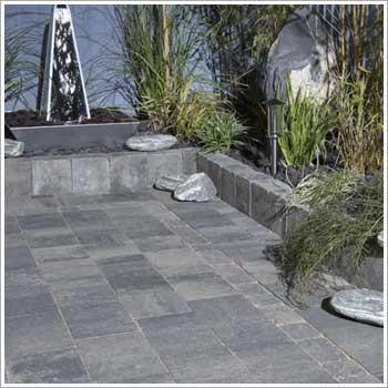 Modena Granite Stone block paving
