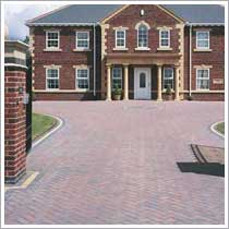 Plaspave 50mm Block Paving Driveways