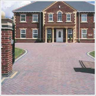 Plaspave 50mm Brindle Block Paving
