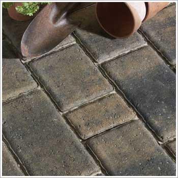 Rococo cobble setts block paving