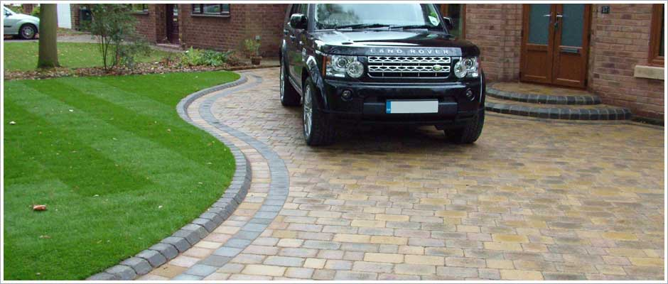 Driveway Construction in Manchester