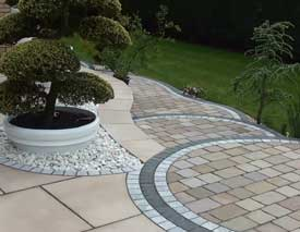 Fairstone Ing Size Patio in Bolton