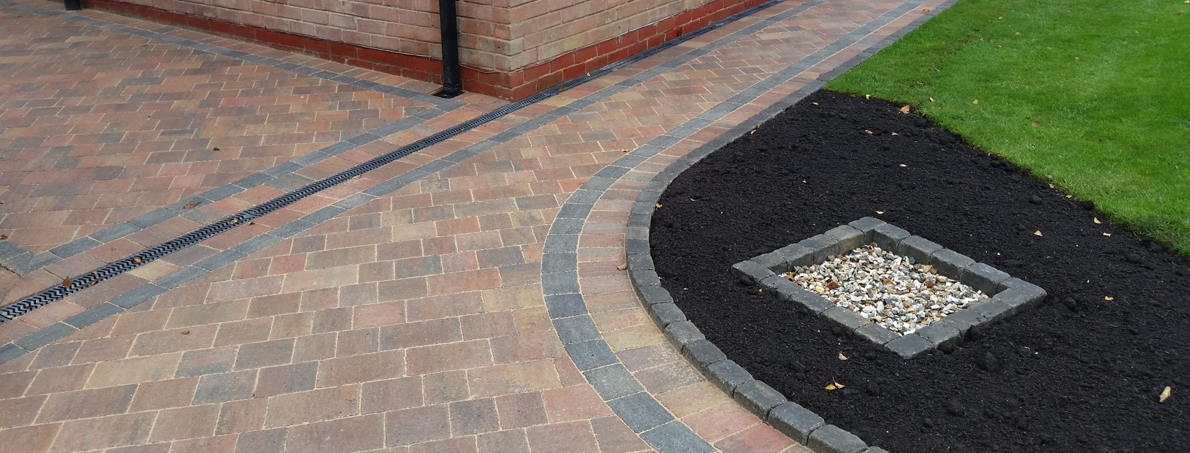 marshalls block paving for driveways and patios. Black Bedroom Furniture Sets. Home Design Ideas