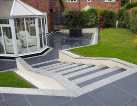 Tegula Driveway in Boothstown near Manchester