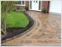 Block Paving in Bolton