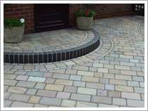 Marshalls Fairstone Driveway Setts Paving in Worsley