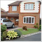 front garden design in westhoughton
